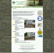New England Landscaping and Construction Image